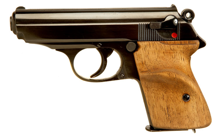 Deactivated Very Rare Early Production Walther PPK