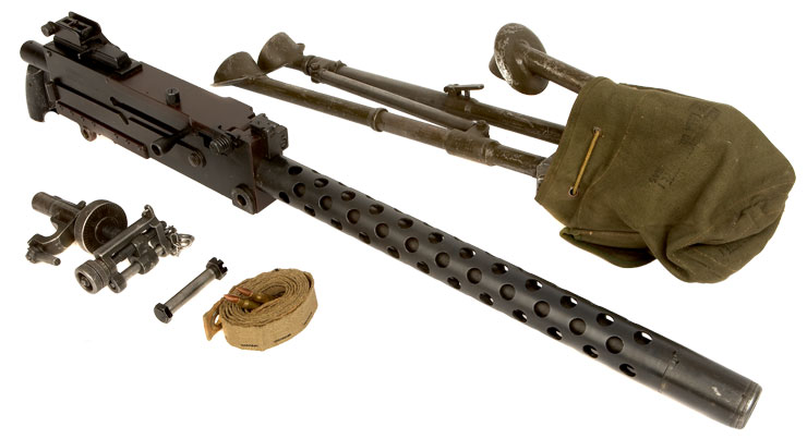 ww2 30 cal machine gun