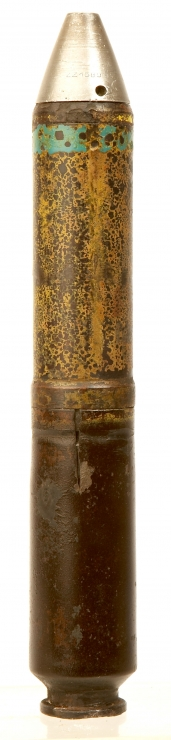 Inert WWII German 30mm MK108 Round