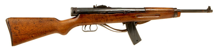 Deactivated Old Spec San Cristobal Carbine