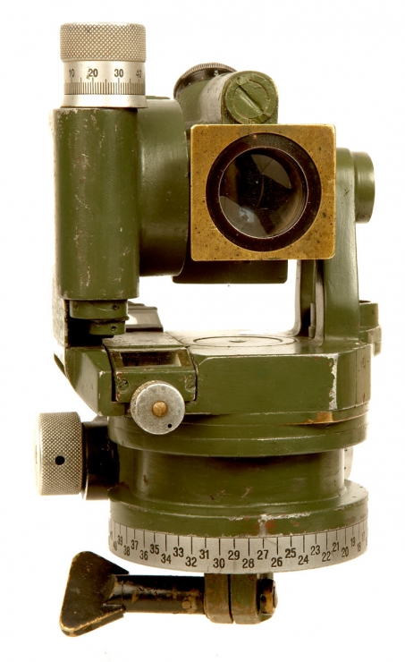 WWII German RK31 Optics Sight and Case