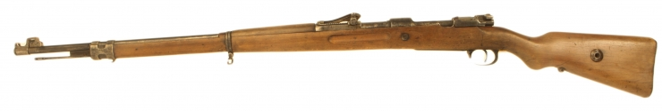 Deactivated WWI Imperial German Army Gew98 Rifle - All Matching Numbers