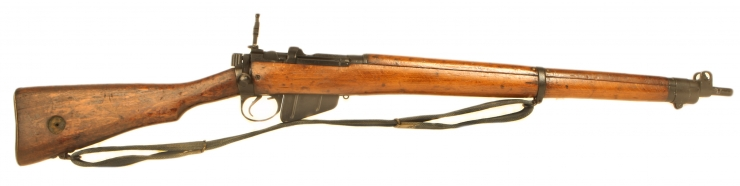 Just Arrived, Deactivated WWII British Lee Enfield No4 MKI dated 1944 (D-Day)