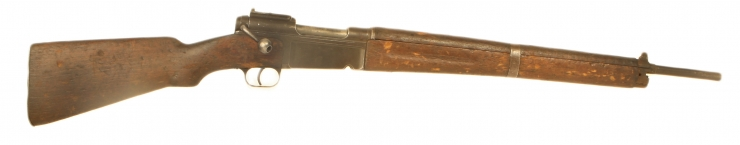 Deactivated WWII French MAS36 Rifle