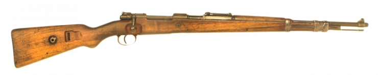 Just Arrived, Deactivated WWII German K98 dated 1937