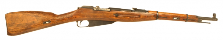 Deactivated, all matching numbers WWII Russian Mosin Nagant Carbine model M38