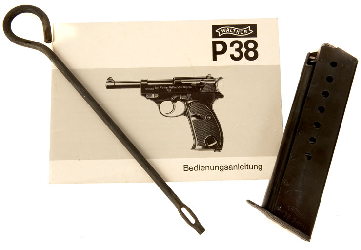 pièces walther p38