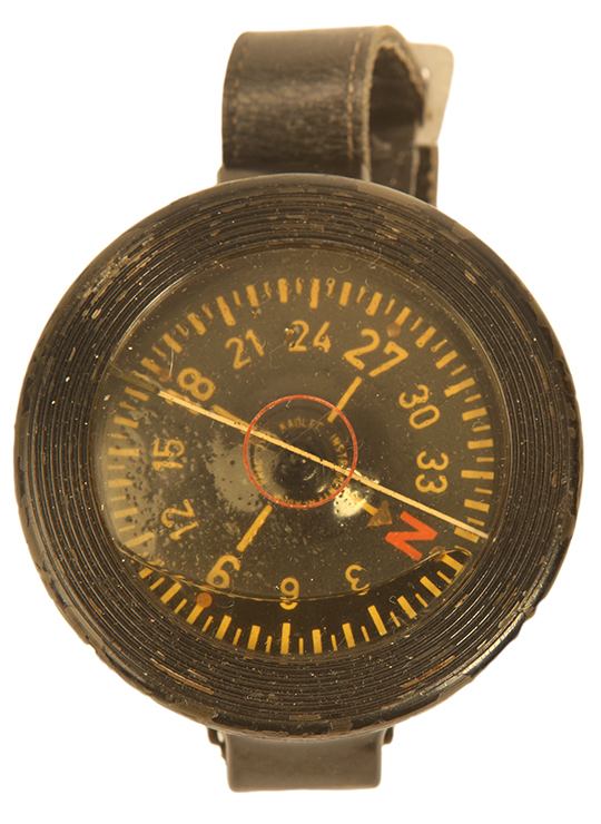 WWII German wrist compass