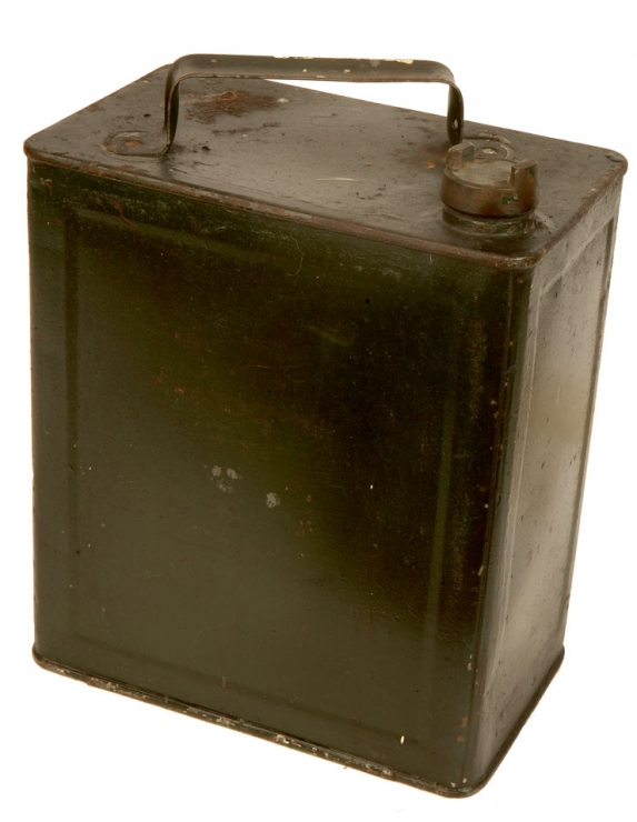 WWII British Petrol can