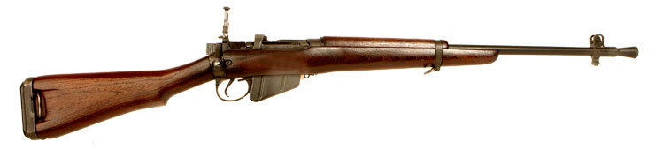 RARE WWII Lee Enfield No5 MKI Jungle Carbine .410 Bolt Action Shotgun