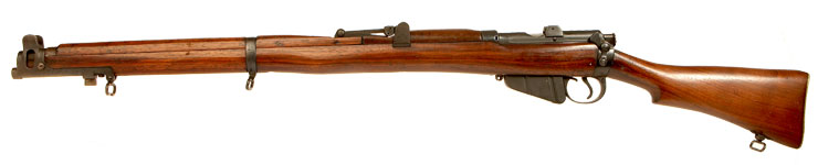 WWI & WWII Enfield SMLE