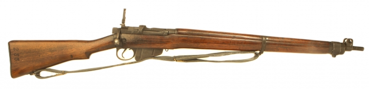WWII Lee Enfield No4 .410 Bolt Action Shotgun