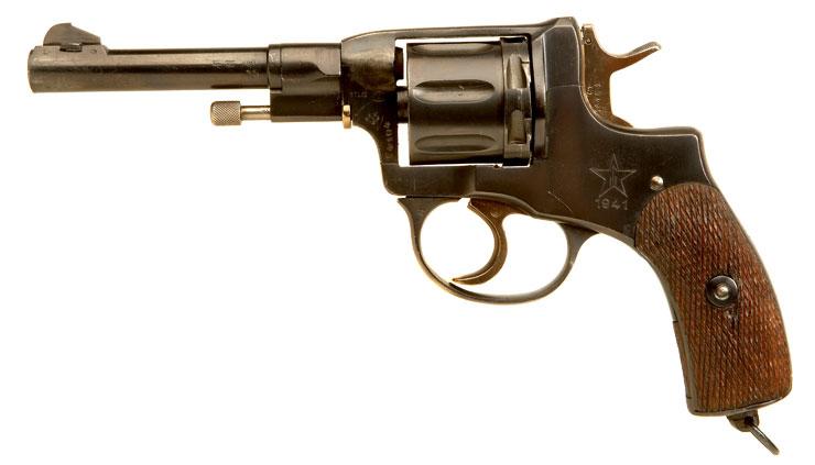 Ww2 Russian Pistols