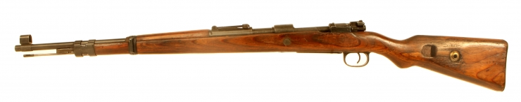 Deactivated WWII German Issued K98