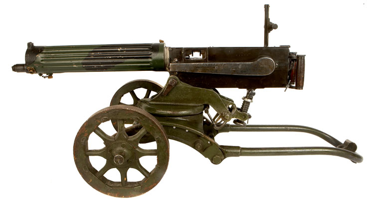 the maxim gun Max m gun (măk′sĭm) n an early, water-cooled, automatic machine gun having a single barrel [after sir hiram stevens maxim (1840-1916), american-born british inventor .