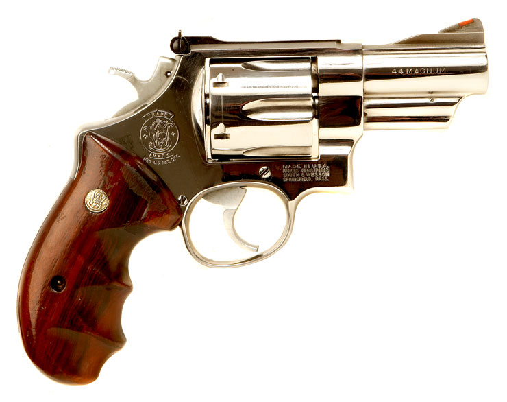 Very Rare Old Spec Smith & Wesson Model 629 Chambered in ...44 Magnum Snub Nose Revolver