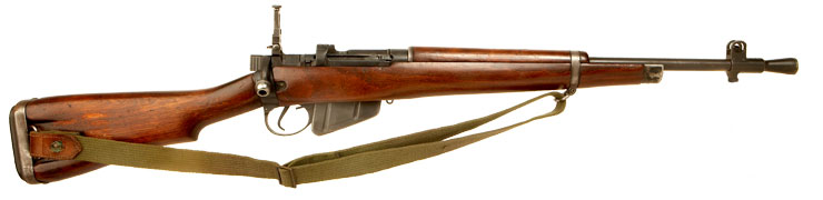 An All Matching Numbers Lee Enfield No5 Jungle Carbine