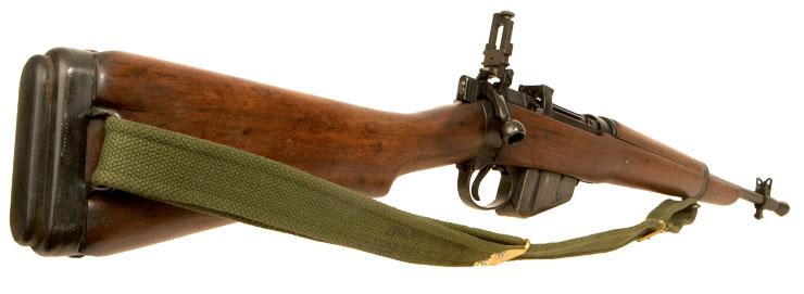 The Lee-Enfield No 5 Mk I Jungle Carbine - CHUCKHAWKSCOM