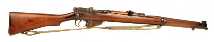 Deactivated SMLE No1 MKIII* Rifle