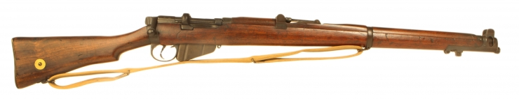 Just Arrived, Deactivated WWI SMLE dated 1916