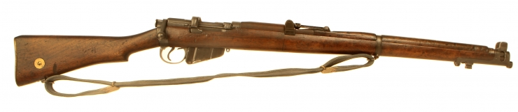 Deactivated WWI SMLE Dated 1917