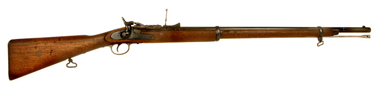Enfield 1871 dated Snider Sergeants Carbine chambered in .577