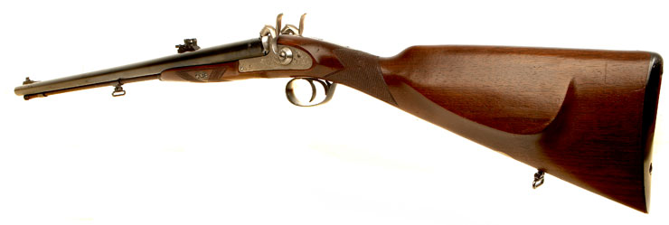 Pedersoli Kodiak Express Chambered in  58 - Live Firearms
