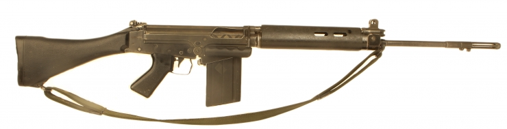 Deactivated First Year of Production SLR L1A1