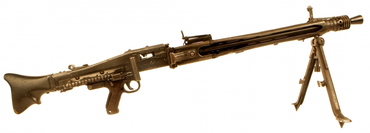 Deactivated MG42/M53