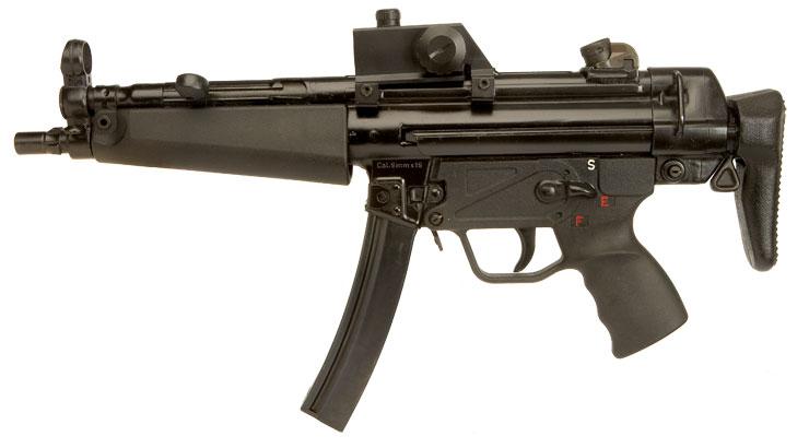 9mm machine gun