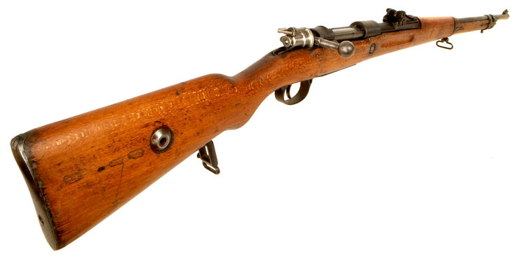 Mauser Gewehr 98 Dated 1916 - Live Firearms and Shotguns