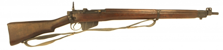 Just Arrived, Deactivated WWII Lend Lease Lee Enfield No4 MKI* with matching numbers