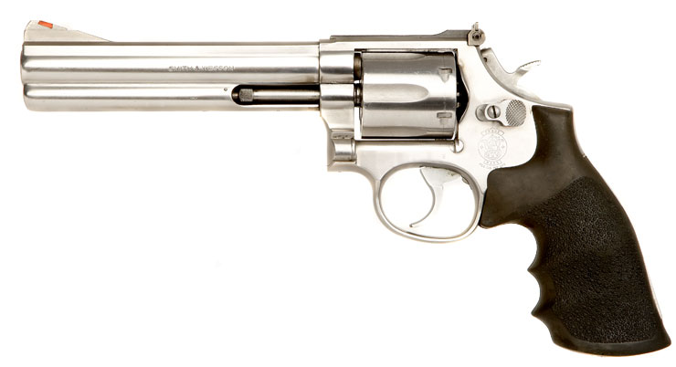 Deactivated Smith & Wesson .357 Magnum Model 686-1 ...