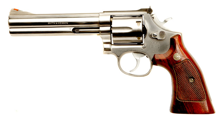 Deactivated Smith & Wesson Model 686-2 .357 Magnum ...
