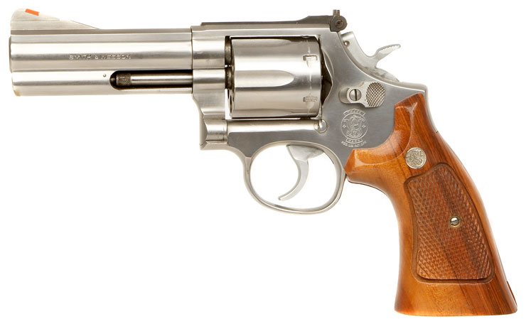 Deactivated Smith & Wesson .357 Magnum Model 686 - Modern ...