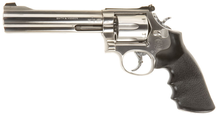 Stunning Condition Deactivated Smith & Wesson .357 Magnum ...