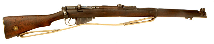 Deactivated WWI & WWII SMLE Rifle