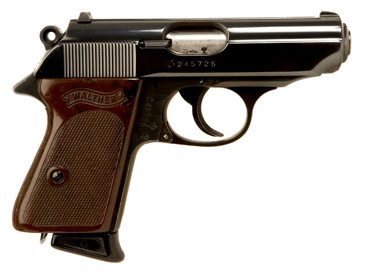 Deactivated Walther PPK In Stunning Condition With ...