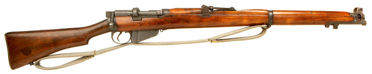WWII SMLE No1 MKIII* Rifle