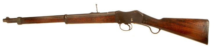 Rare First Year of Production Martini Henry Cavalry Carbine