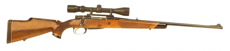 Deactivated Parker Hale Bolt Action Rifle