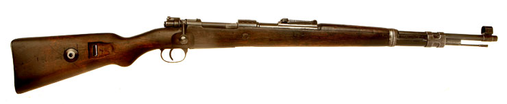 WWII K98 dated 1941