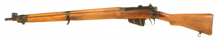 Just Arrived, Deactivated WWII Lend Lease Lee Enfield No4 MKI*