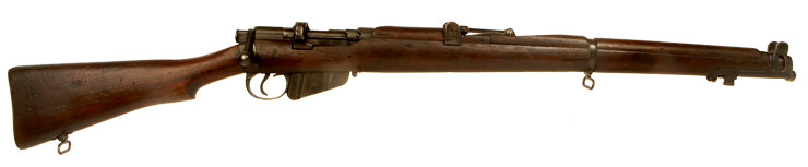 Just Arrived, Deactivated Enfield SMLE dated 1917