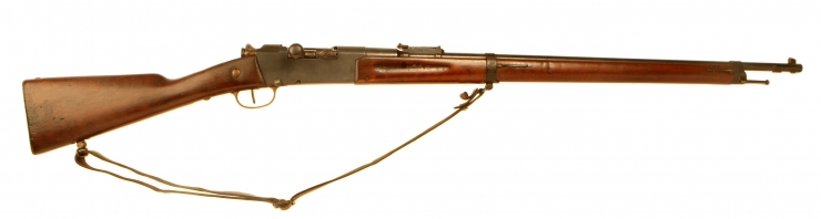 WWII French Lebel Model 1886 Rifle