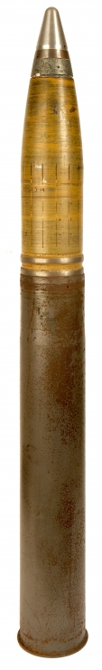 Inert WWII German 88mm Shell