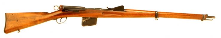 Schmidt Rubin Rifle (Model 1889)