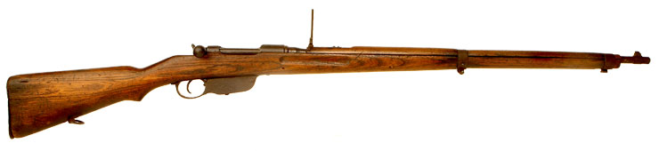 Deactivated WWI Austro-Hungarian M95 Rifle