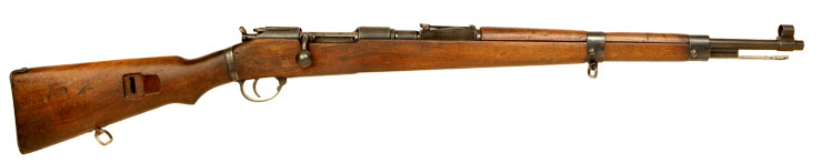 Deactivated WWII German contract G98/40 rifle