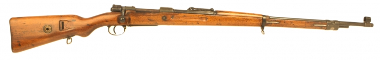 Deactivated WWI & WWII Gew98 / M98 Rifle